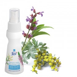 Deo Plus Sensual Salvia – Assenzio Genepì bianco