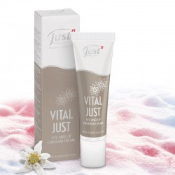 VITAL JUST Eye and Lip Contour Cream