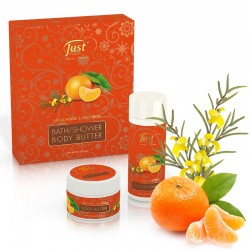 Mandarine Rooibos Body Butter & Bath│Shower