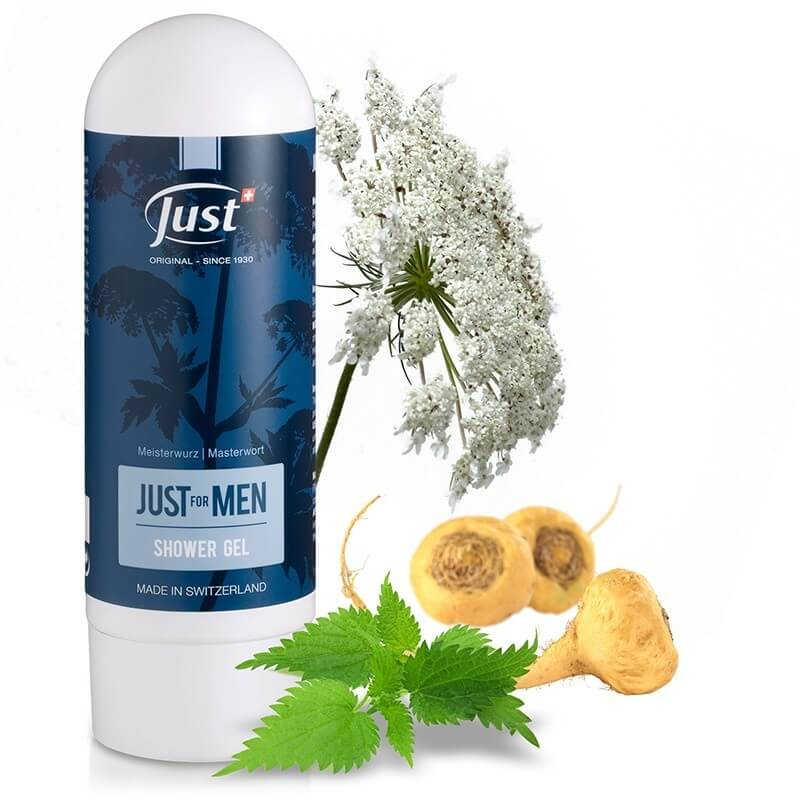 JUST FOR MEN Shower Gel