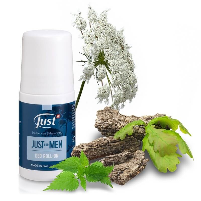 JUST FOR MEN Deo Roll-on