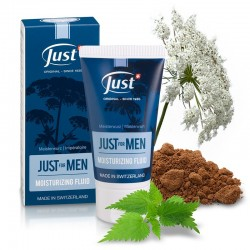JUST FOR MEN fluide hydratant