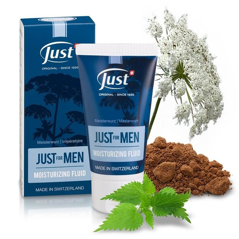 JUST FOR MEN Feuchtigkeitsfluid