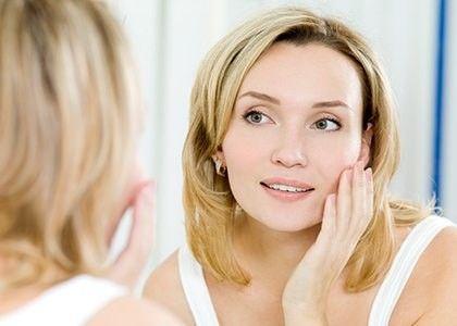 Zusatzpflege für's Gesicht