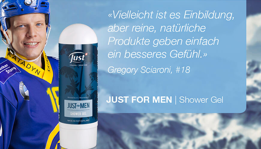 Gregory Sciaroni_JUST for men