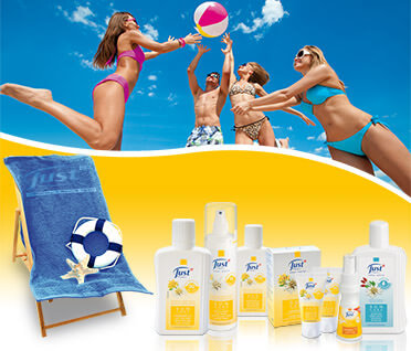 JUST Sun Care Promotion 2016