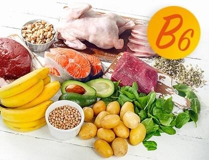 vitamine b carence symptomes